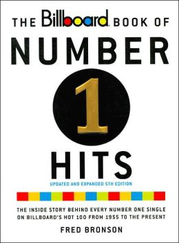 Billboard Book of Number One Hits