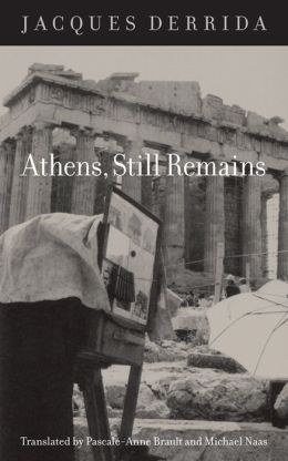 Athens, Still Remains: The Photographs of Jean-Franois Bonhomme