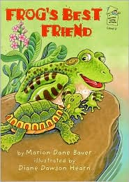 Frog's Best Friend: A Holiday House Reader