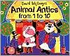 Animal Antics from 1 to 10