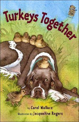 Turkeys Together: A Holiday House Reader Level 2