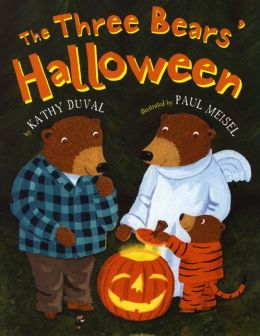 The Three Bears' Halloween