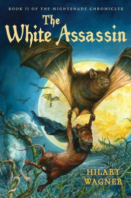 The White Assassin (Nightshade Chronicles Series #2)