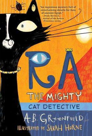 Ra the Mighty: Cat Detective