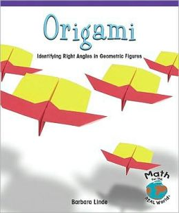 Origami: Identifying Right Angles in Geometric Figures