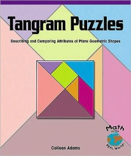 Tangram Puzzles: Describing and Comparing Attributes of Plane Geometric Shapes