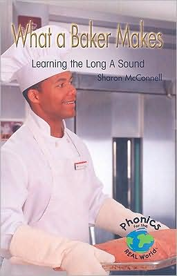 What a Baker Makes: Learning the Long A Sound