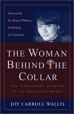 Woman Behind the Collar