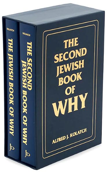 The Jewish Book of Why (2 Volume Slipcased Edition)