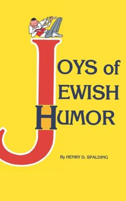 Joys Of Jewish Humor
