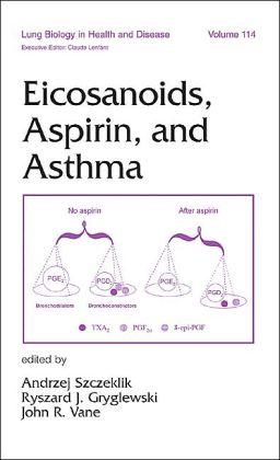 Eicosanoids, Aspirin, and Asthma