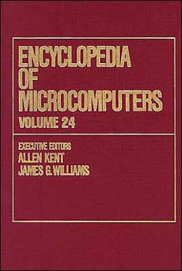 Encyclopedia of Microcomputers
