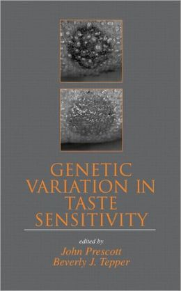 Genetic Variation in Taste Sensitivity