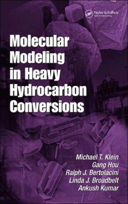 Molec Model Heavy Hydrocarbon