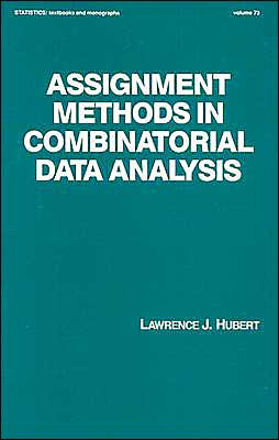 Assignment Methods in Combinational Data Analysis