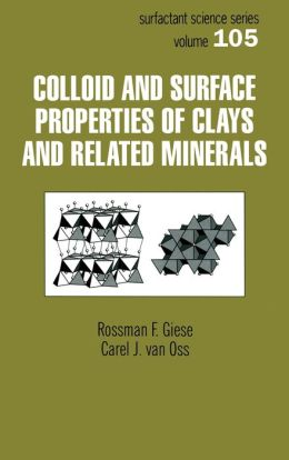 Colloid and Surface Phenomena in Clays and Related Materials