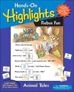 Hands-on Highlights Rebus Fun: Animal Tales