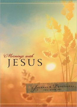 Mornings with Jesus Devotional and Journal 2 Pk: 365 Devotions to Start Your Day