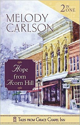 Grace Chapel Inn: Hope from Acorn Hill
