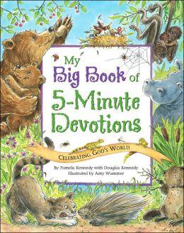 My Big Book of 5-Minute Devotions