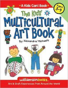 The Kids Multicultural Art Book