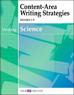 Content Area Writing Strategies: Science