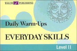 Daily Warm-Ups: Everyday Skills Level II