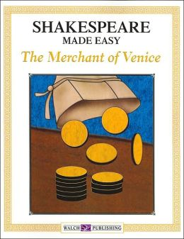 The Merchant of Venice (Shakespeare Made Easy Study Guides Series)