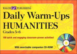 Daily Warm-Ups: Humanities, Grades 5-6