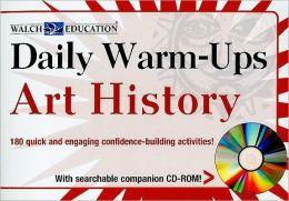Daily Warm-Ups: Art History, Level I