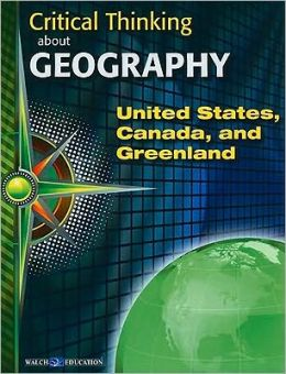 Critical Thinking about Geography: United States, Canada, and Greenland