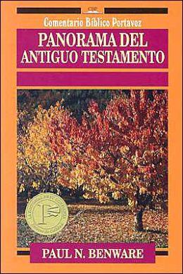 Panorama Del Antiguo Testamento (Survey of the Old Testament)
