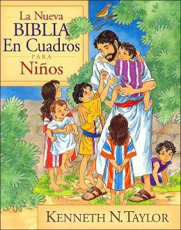 La nueva biblia en cuadros para ninos by kenneth n taylor - Cuadros decorativos para ninos ...