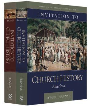 Invitation to Church History, 2 Volume Set: The Story of Christianity