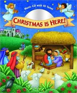 Christmas Is Here! [With CD]