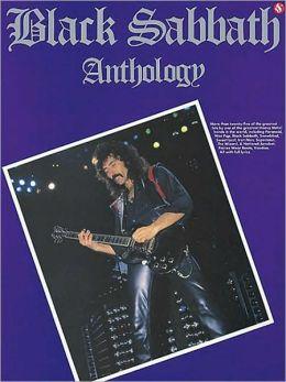 Black Sabbath Anthology: Guitar Tablature Edition