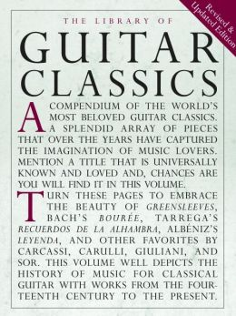 Library of Guitar Classics: (Sheet Music)