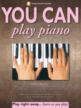You Can Play Piano, with CD