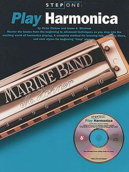 Play Harmonica (Step One Series), with CD