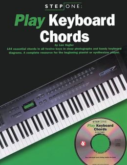 Play Keyboard Chords (Step One Series), with CD