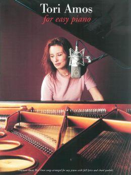 Tori Amos: For Easy Piano