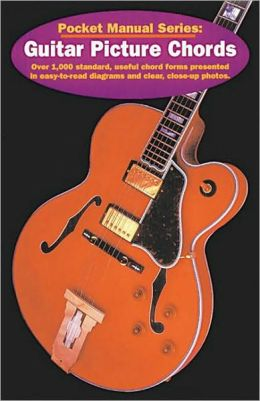 Guitar Picture Chords (Pocket Manual Series)