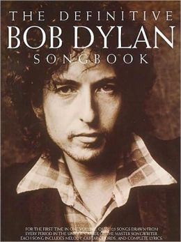 The Definitive Dylan Songbook
