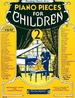 Everybody's Favorite Series Piano Pieces for Children 2