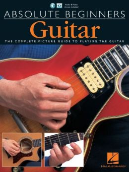 Absolute Beginning Guitar Book/CD/DVD