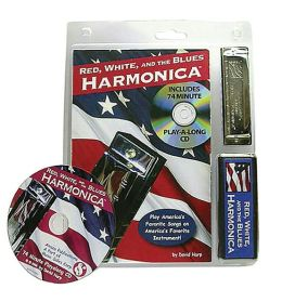 Red, White, and the Blues Harmonica