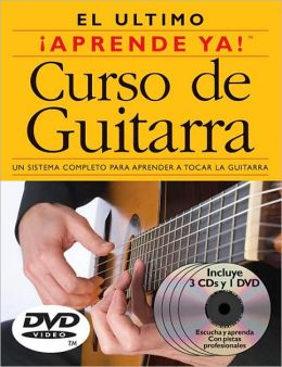 Aprende YA! a Tocar Guitarra (Book + CD + Dvd)