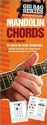 Gig Bag Book Of Mandolin Chords
