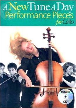 New Tune Day Performance Pieces Cello