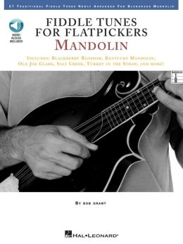 Fiddle Tunes For Flatpickers: Mandolin
